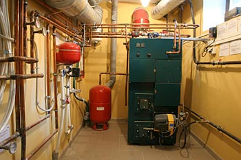 Boiler Room Furnace Repair and Installation